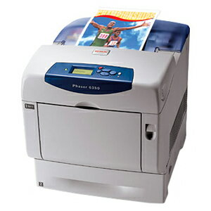 Xerox Phaser 6300N Laser Printer - Color - 36 ppm Mono - 26 ppm Color - Fast Ethernet - PC, Mac 0