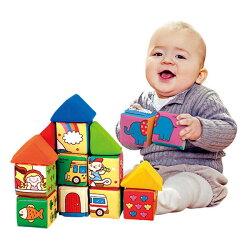 K's Kids 奇智奇思 ~ 寶寶配對學習積木組 Learning Blocks