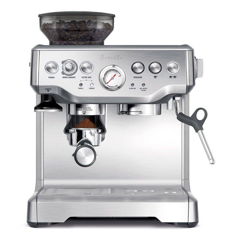 全新品 Breville BES870XL 咖啡機 銀色 黑色 紅色 BES860升級版 BES920可參考