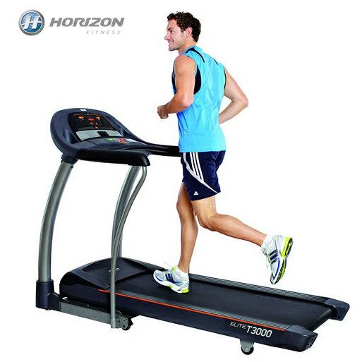 JOHNSON喬山 - HORIZON Elite T3000 專業電動跑步機《Passport壯遊系互動影音系統》《年後減脂強檔商品》
