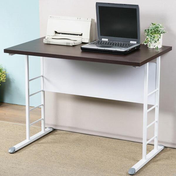 辦公桌 工作桌 書桌 電腦桌《YoStyle》馬克100cm辦公桌-加厚桌面(二色可選)
