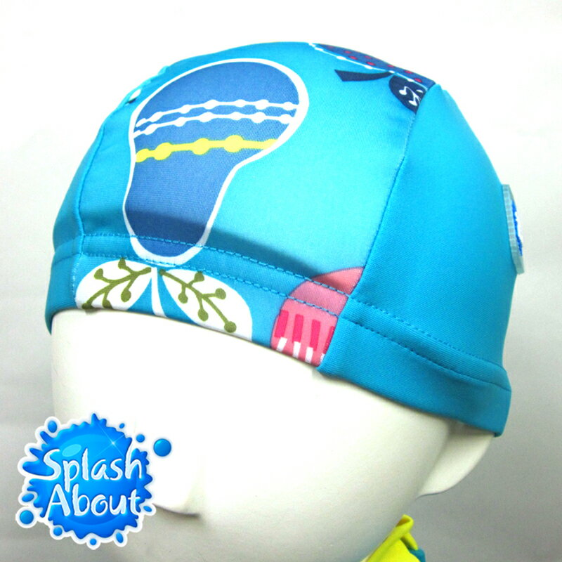 ~Splash About 潑寶~UV Swim Hat 抗UV泳帽