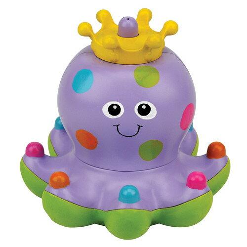 【奇買親子購物網】K'sKids會噴水的章魚