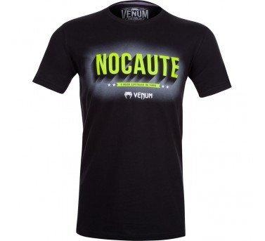 VENUM擊倒紀念 T恤~健身房T-shirt UFC The Venum Nocaute -限量黑376