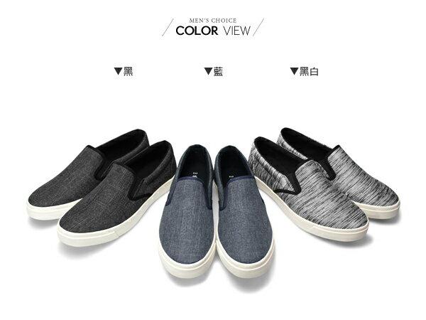 ☆BOY-2☆【NKP-UP86】懶人鞋 韓系紳士休閒鞋 1