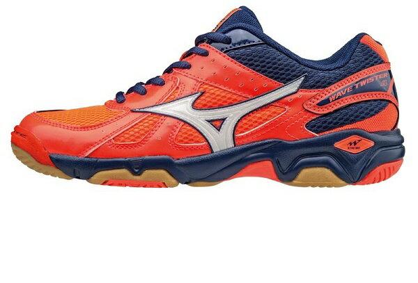 [陽光樂活=]MIZUNO 美津濃 排球鞋 WAVE TWISTER 4 女排球鞋-V1GC157067