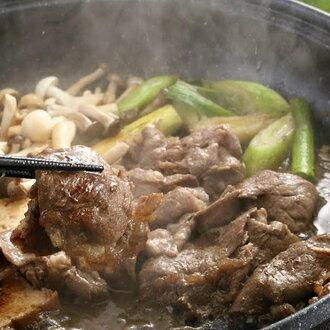 美國 PRIME 肋眼火鍋片280g、 油脂豐富、肉質柔軟, 在家吃火鍋只要稍微在鍋裡涮一