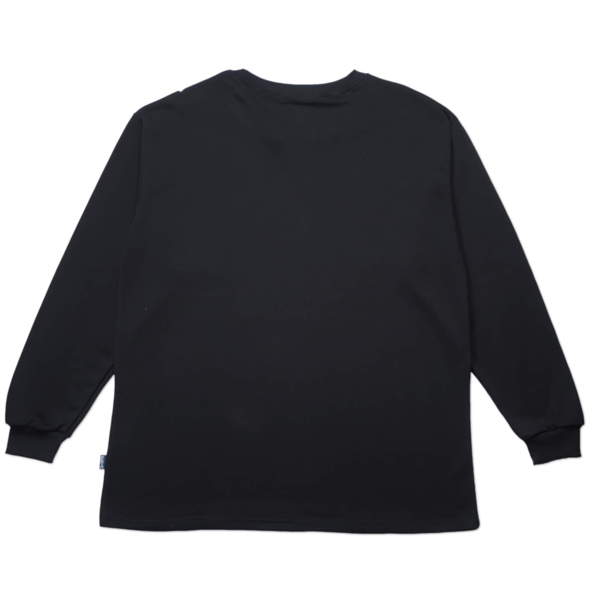 加大尺碼台灣製長袖T恤 西方龍圖及英文字彈性圓領T恤 T-shirt 長袖上衣 休閒長TEE 灰色T恤 黑色T恤 MADE IN TAIWAN BIG_AND_TALL (310-0861-21)黑色、(310-0861-22)灰色 4L 6L(胸圍52~57英吋) [實體店面保障] sun-e 2