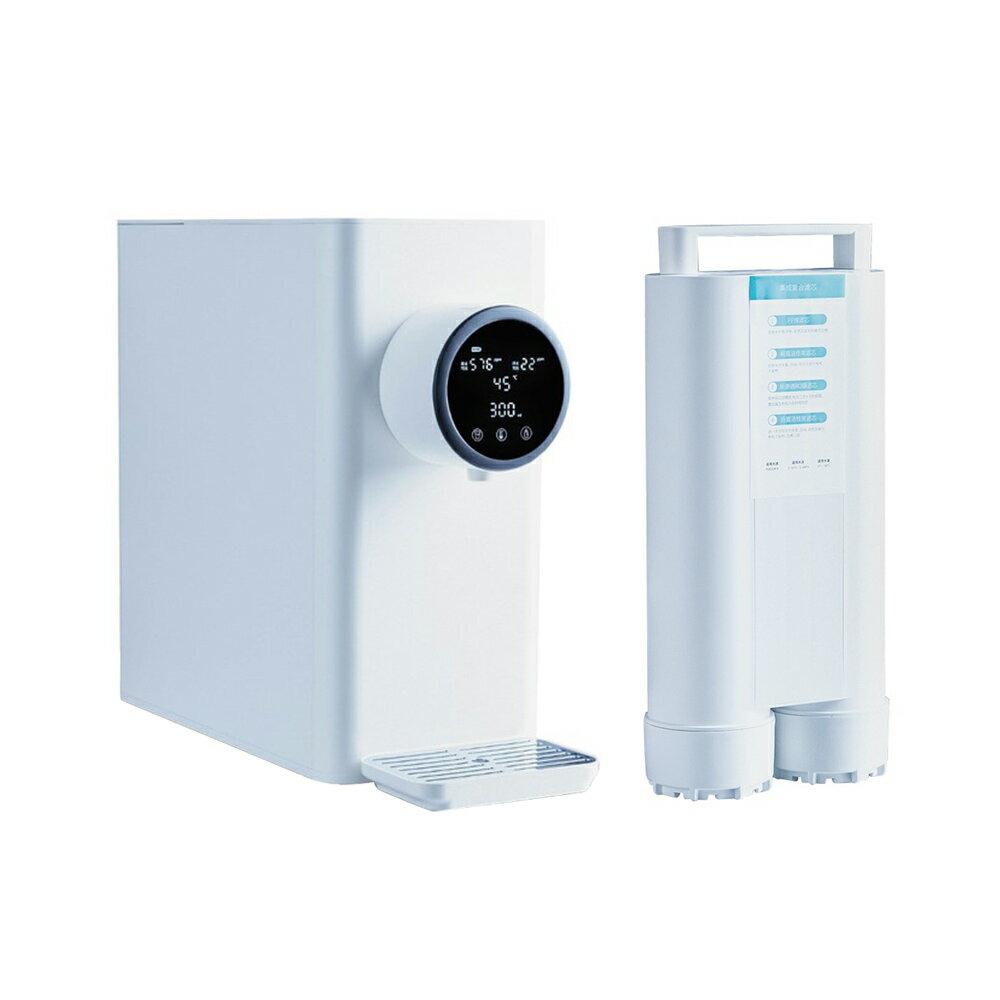 Haier 海爾 5L免安裝RO瞬熱式淨水器 WD501 (小白鯨) 搭贈濾芯