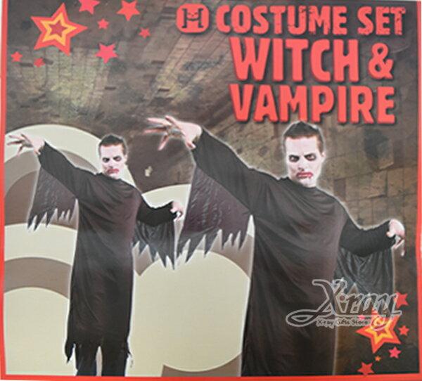 X射線【W370077】新版黑魔鬼(大人),化妝舞會角色扮演尾牙表演萬聖節聖誕節兒童變裝cosplay