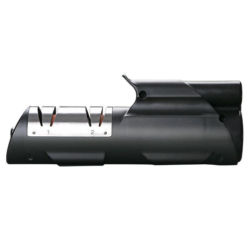 電動磨刀器 高精度家用全自動磨刀器充電多功能磨菜刀快速磨刀石 艾琴海小屋