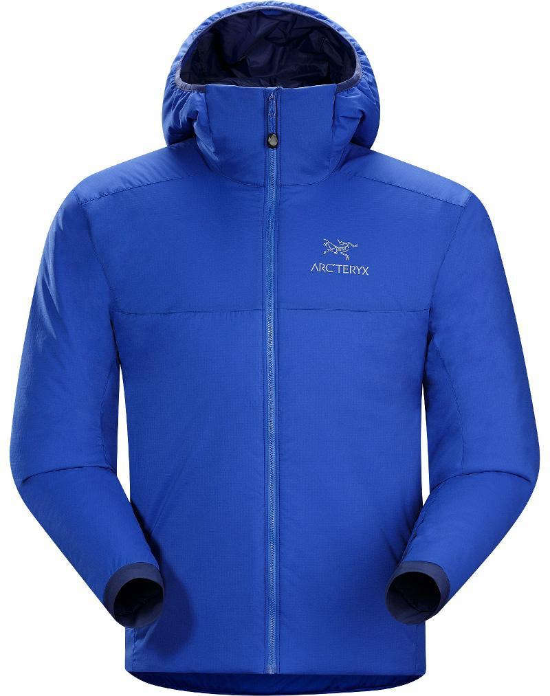 零碼特價L Arcteryx 始祖鳥 14648 Atom AR Hoody 連帽化纖保暖外套/防潑水滑雪外套/雪衣/登山保暖層 男款 對流藍Arc\