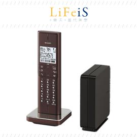 當代美學 日本進口 SHARP【JD-XF1CL】家用無線電話 單子機 答錄機 日系市話機 簡約 輕巧