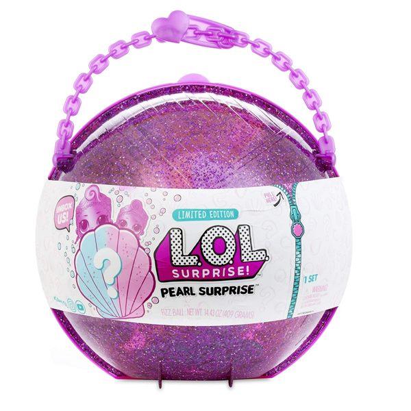 《LOLSurprise》驚喜寶貝蛋-美人魚珍珠限定款