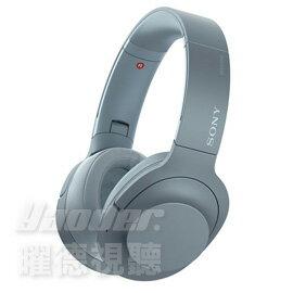 <br/><br/>  【曜德★好禮回饋】SONY WH-H900N 藍 數位降躁觸控式 無線藍牙耳罩式耳機 / 免運 / 送收納袋+帆布手提袋<br/><br/>
