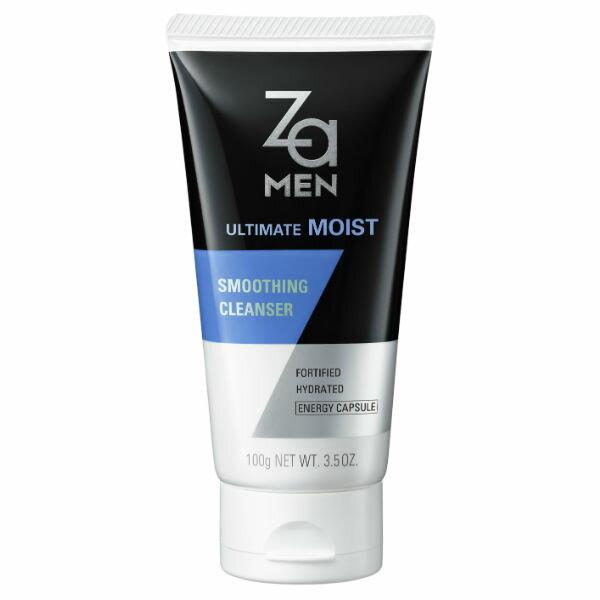 Za MEN高效抗乾澀洗面皂100g