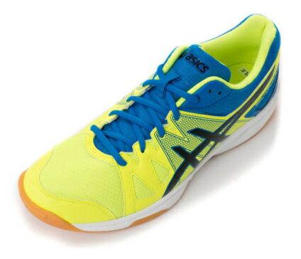 [陽光樂活]ASICS 亞瑟士GEL-UPCOURT 專業羽球鞋B400N-6490