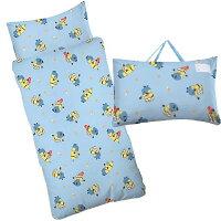 小小兵床包及抱枕推薦到【Sunnybaby生活館】幼教卡通睡袋-小小兵(藍)就在Sunnybaby生活館推薦小小兵床包及抱枕