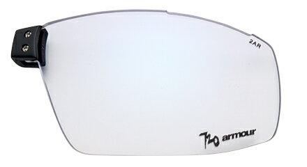【【蘋果戶外】】720armour L339-C100 A-trak Rock 透明片 夜行片 替換鏡片 飛磁換片 備片 寶麗來 偏光片 夜間配戴