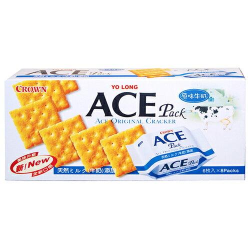 優龍 ACE 原味牛奶餅乾 200g