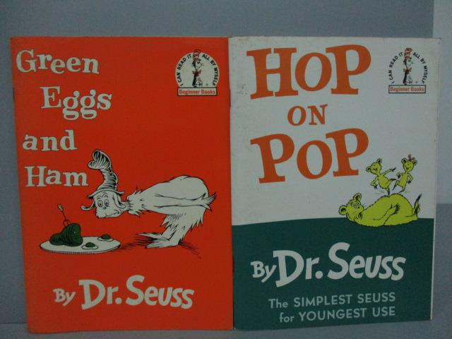 ~書寶 書T3/語言學習_XEY~HOP ON POP_GREEN EGGS AND HA