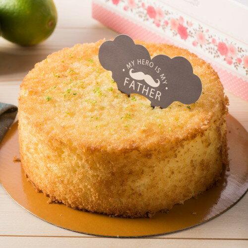 清爽檸檬蛋糕 6吋