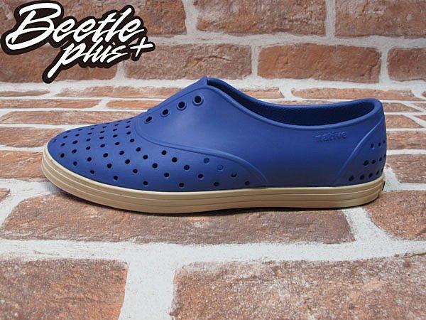 《下殺$1499》女鞋 BEETLE PLUS 現貨 全新 NATIVE JERICHO 葡萄 紫 馬卡龍 超輕量 洞洞鞋 W5 22CM GLM04-541