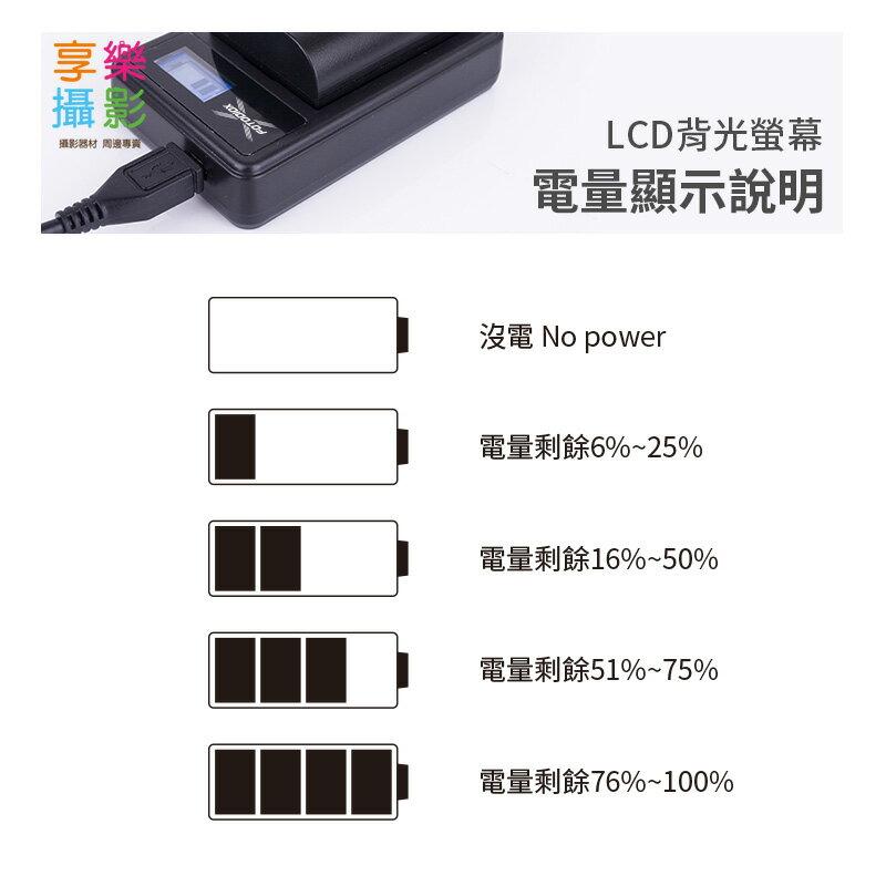 NP-FZ100 副廠 電池 + LCD雙槽USB 充電器 FOTODIOX 可用行動電源充電 好攜帶 2