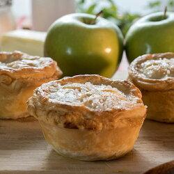 【The Pie Guy 派派哥】綠精靈的誘惑 – 美式蘋果派 Apple pie(一組3入)