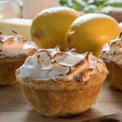 【The Pie Guy 派派哥】翩翩起舞吧! - 檸檬蛋白派 Lemon meringue pie(一組3入)