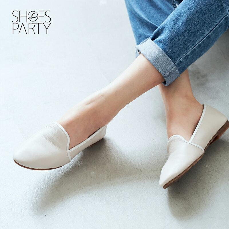 【 C2-17504L 】軟牛皮休閒歐貝拉_Shoes Party 4