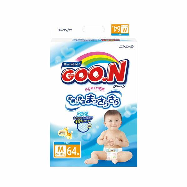 *優惠促銷*日本大王黏貼型日本境內版M(64x4串)《康是美》