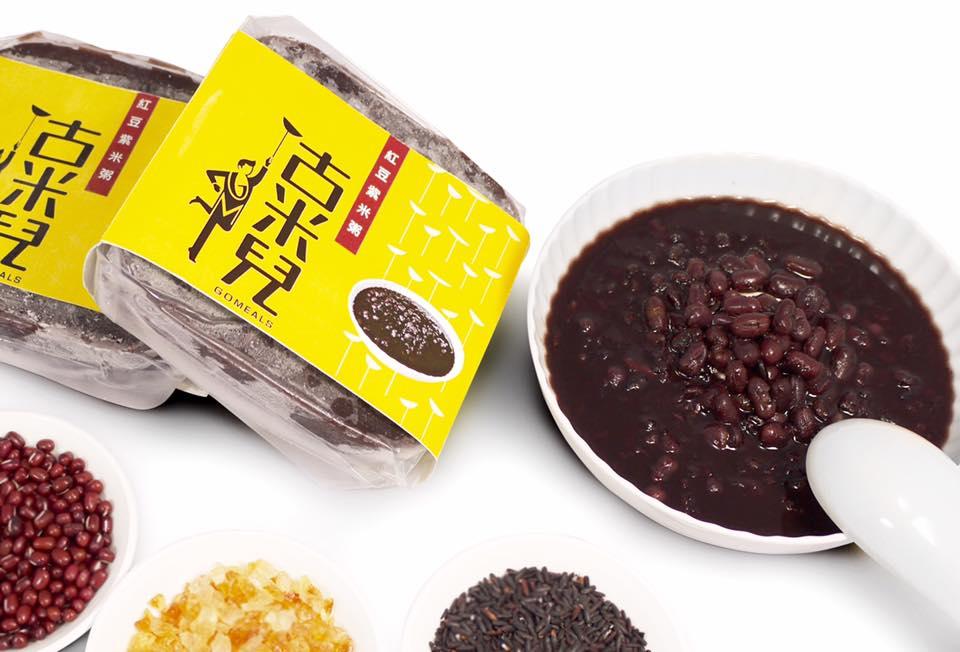 【古米兒】萬丹紅豆紫米粥  /  6入 (12人份) ↘ $499含運價 3