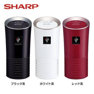 【海洋傳奇】【日本出貨】 日本 SHARP IG-HC15 共3色 車用空氣清淨機 0