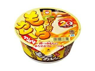 有樂町進口食品 日本進口 東洋 原味/咖哩 麻糬碗麵 J55 4901990522991 2