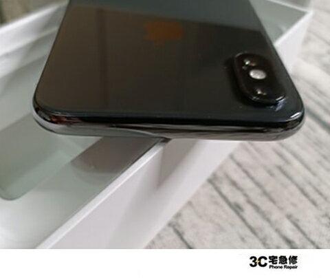 【3C宅急修-二手機專賣店】-Apple iPhone X 黑 64GB 附配件 售後保固30天 4