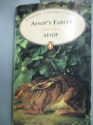 【書寶二手書T5/原文小說_LNU】Aesop's Fables_AESOP,