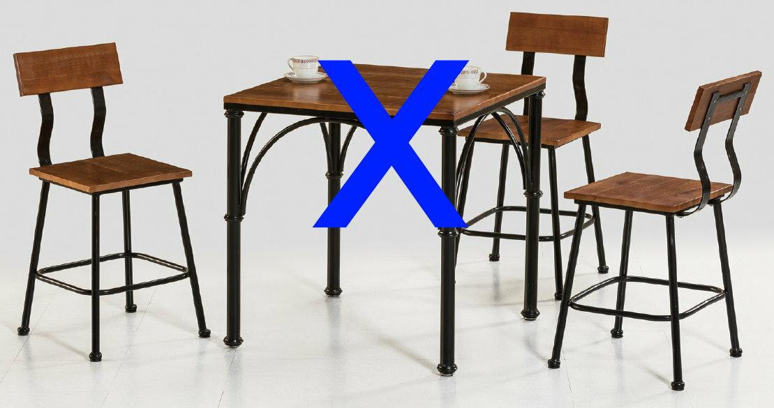 ╭☆雪之屋居家生活館☆╯F24餐椅/造型椅R1098-04