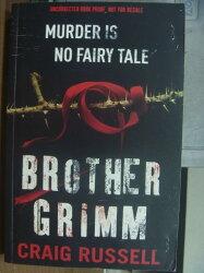 【書寶二手書T9/原文小說_PDC】Murder is no fairy Tale_Brother Grimm