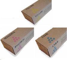 【理光RICOH雷射印表機原廠藍色黃色紅色碳粉單支任選】適用C220N影印機