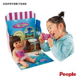 【紫貝殼】日本 POPO-CHAN 配件 POPO-CHAN海灘旅行箱(數量限定)