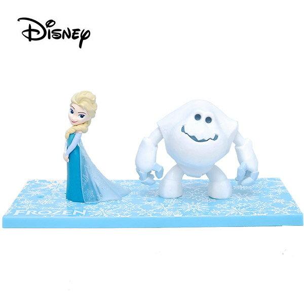 【日本正版】冰雪奇緣艾莎雪怪WCFstory公仔模型迪士尼Banpresto萬普-378429