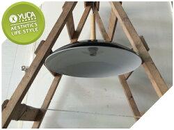 燈罩【YUDA】 Loft 北歐 原木 風格 戈巴契夫 黑色 吊燈-(無附燈泡)ND