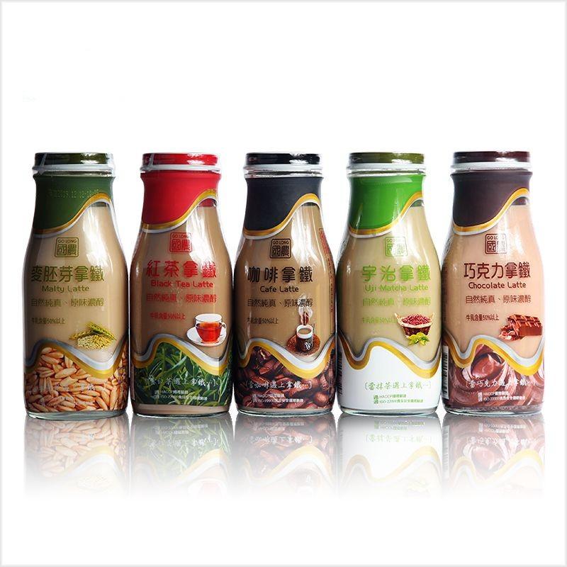 國農 保久乳飲品 拿鐵系列280ml(超取賣場10入)