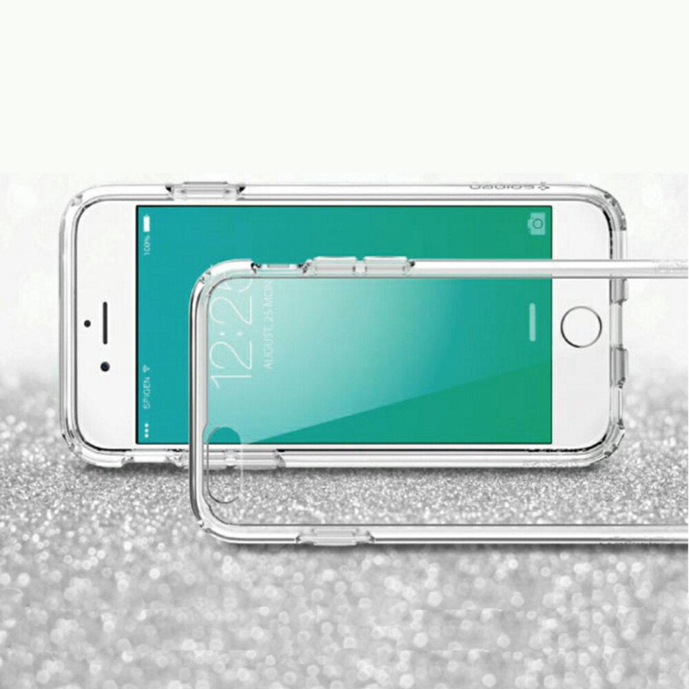 Apple iPhone 6 Plus/6s Plus 5.5吋高質感雙料材質 透明TPU+PC手機殼/保護套