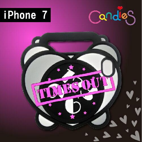 FENICE:【Candies】立體心形時鐘-IPhone7