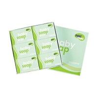 婦嬰用品nac nac - 嬰兒香皂 75g (6入) 【好窩生活節】。就在小奶娃婦幼用品婦嬰用品