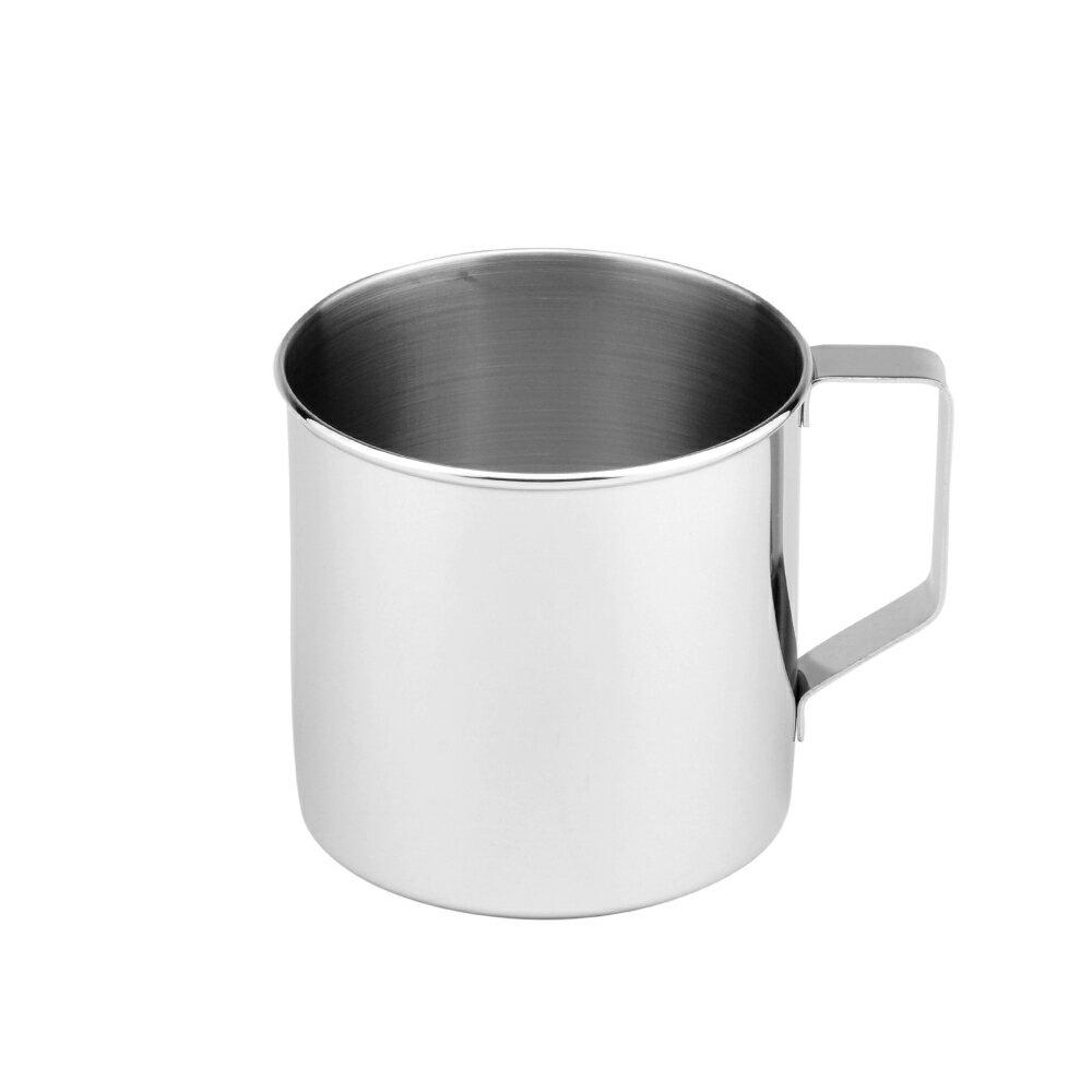 ZEBRA 斑馬牌 304不鏽鋼口杯 / 7cm / 250cc / 304不銹鋼 / 鋼杯 / 馬克杯