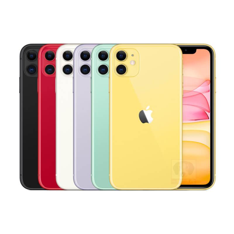 Apple iPhone 11 64G 6.1吋 不含充電頭和耳機 智慧型手機 0利率 免運費