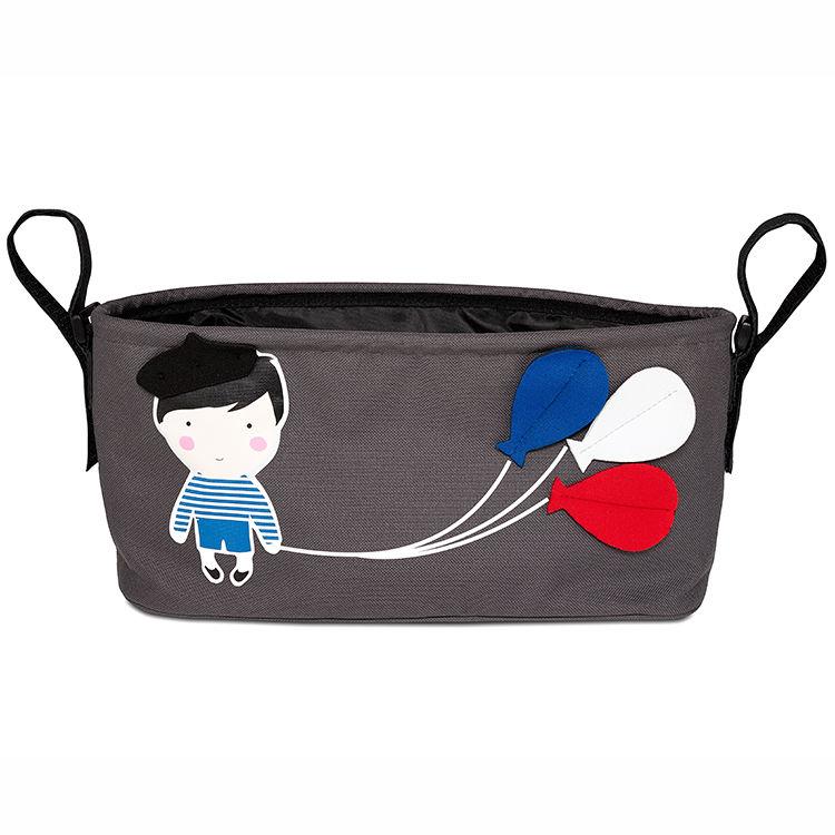 【美國 Choopie】CityBucket 推車置物袋 - 傑克 - 限時優惠好康折扣